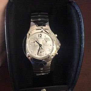 Movado Sports Edition EUC! stainless steel